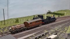 DSC00192 (BluebellModelRail) Tags: buckinghamshire may exhibition aylesbury bankholiday modelrailway p4 2016 rolvenden railex stokemandevillestadium rdmrc