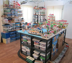Diorama Room 2 (TimSpfd) Tags: playmobil toys diorama harbor hotel