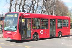 Arriva London - LJ12 BYO (BigbusDutz) Tags: london 200 alexander dennis enviro arriva byo lj12