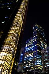 (jeffnoriega) Tags: nightphotography triangle philippines makati ayala philippinestockexchange sigma70300mm nikon1855 nikond3100