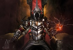 #247. For the Horde!!!! (Gui Andretti) Tags: life playing game wow for king witch medieval fantasy virtual rpg second relay rfl roleplay noblecreation