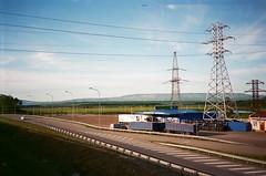 notreutopieontour (notreutopie) Tags: trip travel 35mm canon russia autostop notreutopie