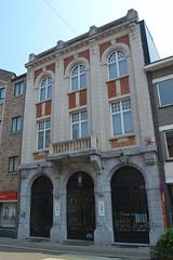 Bankgebouw J. Nagels, Aarschot (Erf-goed.be) Tags: bankgebouw jnagels bogaardenstraat aarschot archeonet geotagged geo:lon=48381 geo:lat=509867 vlaamsbrabant oudstadhuis