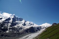 Groglockner mit Pasterze (brunoremix) Tags: sterreich alpen hohe pinzgau tauern bramberg kitzbheler