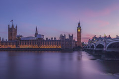 HC9Q8435-Edit-1 (rodwey2004) Tags: landscape landmark london longexposure riverthames londoneye bigben westminster parliament westminsterbridge sunset