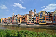 Girona (Itinerari Camper) Tags: travel spain camper viaggi spagna itinerari