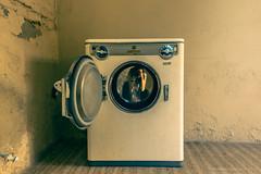 Me inside the washing machine (Eleonora Cacciari) Tags: meinsidethewashingmachine me washingmachine lavatrice obl io reggioemilia emiliaromagna eleonoracacciari eos1200d ecacciari canonefs18135mmf3556isstm canon canoneos1200d reflex inside indoor old oldstyle