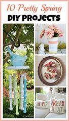 10 Pretty Spring DIY (alaridesign) Tags: 10 pretty spring diy projects