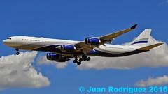 CS-TFX - Hi Fly - Airbus A340-542 (Juan Rodriguez - PMI/LEPA) Tags: plane airplane nikon aircraft sigma airbus mallorca palma aeropuerto a340 70200mm d90 hifly sonsanjuan sonsantjoan cstfx pmilepa