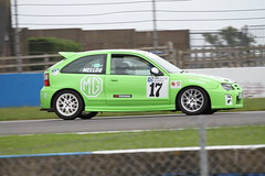 IMG_2441 (Thimp1) Tags: june race racecar mg barc donington 2016 saloons