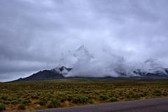 061116-245F (kzzzkc) Tags: usa fog utah nikon highway desert cloudy hill d7100 ut56