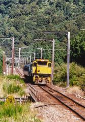 Silverstream (andrewsurgenor) Tags: railroad newzealand train dc gm diesel transport engine rail railway nz locomotive railfan narrowgauge emd g22 nzr