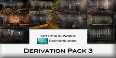 KaTink - Derivation Pack 3 (Marit (Owner of KaTink)) Tags: photography sl secondlife 60l katink annemaritjarvinen my60lsecretsales salesinsl 60lsales 3dworldphotography