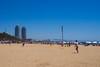 La Barceloneta (chloé.b.11) Tags: barcelona sea sky sun mer beach spain barceloneta espagne plage barcelone catalogna catalogne mediterrannee mediterrannean