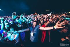 Vieilles Charrues 2015 (Mathieu EZAN) Tags: davidguetta ambiance public crowd festival music vieillescharrues mathieuezan nikond4s 1424 concert gig show live lights carhaix uga wideangle