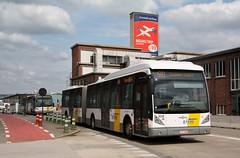 303118 681 (brossel 8260) Tags: bus belgique brabant delijn prives