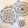 Mandala 217 (LíviaVieitoLT) Tags: drawing mandala zen draw desenho nankin nanquim zentangle zendoodle zendala