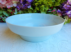 Contempri White Paul McCobb Jackson China Serving Bowl ~ Retro (Donna's Collectables) Tags: china white paul bowl jackson retro serving ~ contempri mccobb