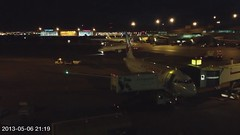 Pearson Airport Nightlife (gryphon001) Tags: canada plane airplane airport delay time air app pearson iphone timedelay