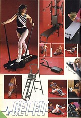 Get Fit- sears workout machines 1986 (SlantedEnchanted) Tags: get sears leg machines workout warmers 1986 gym 1980s fit