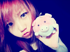 SKYLER'S (15) (LEECHINHWA l skyler) Tags: red cute girl beautiful hair doll pretty mask sweet russia gray korea korean lee kawaii spike uzbekistan chin skyler hwa pika lenses taki takumi bestface chinhwa ulzzang uljjang ohljjang leechinhwa