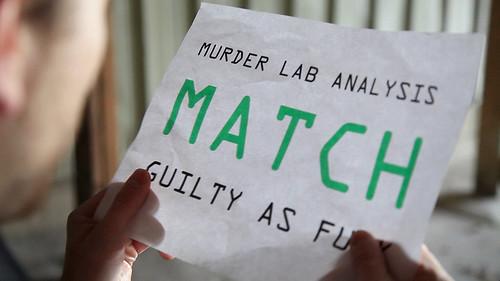 Evil Grin Gift Box Episode 8 - Tender Tides II: Murder Lab Analysis