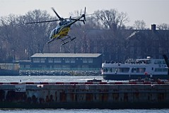 Scenic Tours (jomak14) Tags: newyorkcity lumix manhattan panasonic eastriver southsideseaport helicoptertour gothamcity mft gf2 microfourthirds m43rds lumixgvario45200mmf456 eastriverferry nativem43lens