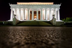 Lincoln Memorial (dletto) Tags: dl
