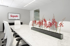 Saputo Conference Room 2 (interprisedesign) Tags: modern design office interior lobby business signage interiordesign conferenceroom receptionarea saputo interprise