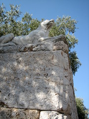 040 - Lion statue (Scott Shetrone) Tags: other graveyards events places athens greece 5th kerameikos anniversaries