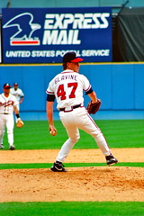 (DDanzig) Tags: county atlanta tom stadium 1995 fulton braves glavine