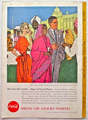 1957 - 1950s Vintage Coca Cola Advertisement From National Geographic Back Page 13 (Christian Montone) Tags: vintage ads advertising coke americana soda cocacola advertisements sodapop vintageads vintageadvert