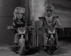 Fireball XL5.... I Wish I Was a Spaceman, The Fastest Guy Alive... (DGC Photography.ca) Tags: video venus doctor 1962 fireball xl5 gerryanderson supermarionation 3minutes roberttherobot gerryandsylviaanderson colonelstevezodiac worldspacepatrol 172mb