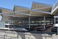 Madrid Atocha - the new trainshed (std70040) Tags: madrid atocha renfe