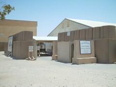 COB Speicher Post Office (ibgrunt) Tags: iraq cob speicher tikrit