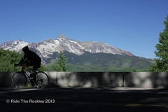 Dramatic overlook before Lizard Head Pass. (RideTheRockies) Tags: day1 telluride cortex featured rtr2013