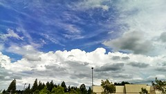 clouds (Just_Justin) Tags: clouds wa tacoma cloudporn htc snapseed flickrandroidapp:filter=none htcone tacomahdr