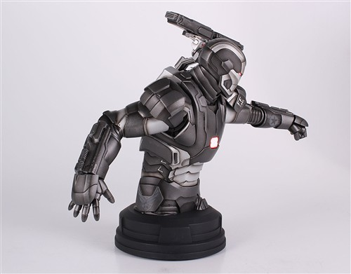 Gentle Giant - 鋼鐵人 3 戰爭機器 1/6 PGM 限定半身雕像