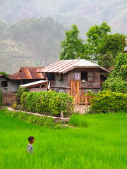 Tulgao village, Kalinga province, North Luzon, Philippines