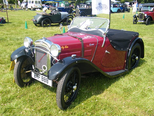 C5 - 1934 Austin Seven Arrow 2 seater