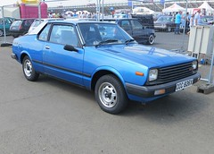 1981 Datsun Cherry 1.2 Coupe (N10) (Spottedlaurel) Tags: cherry datsun n10 ccc826x