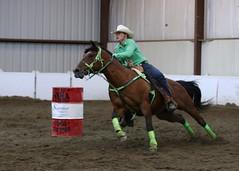 IMG_0378 (K8tilyn) Tags: show horse barrel racing ring arena riding horseshow rider horseback