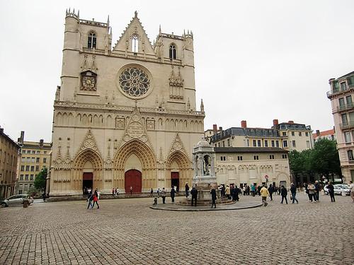 Thumbnail from Lyon Cathedral