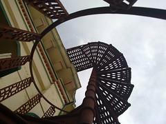 Staircase to heaven (lokenrc) Tags: westbengal ironstairs ariadah kamarhati