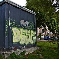 Den Haag Graffiti (Akbar Sim) Tags: holland netherlands graffiti nederland tags denhaag illegal agga akbarsimonse akbarsim