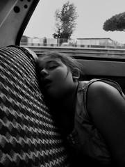Meritato Riposo (Sabry Ardore) Tags: auto travel baby car kid automobile strada child sleep fat dream machine optical riposo tired sick macchina viaggio dormire daugther stanco
