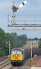 Bark! (Richie B.) Tags: rail railway class cumbria and carlisle 56 ruston settle in westmorland colas brel 56105 apleby