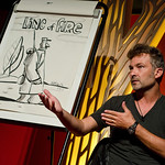 Book Festival Illustrator in Residence Barroux