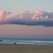 life's a beach (nosha) Tags: ocean pink blue red sea sky usa beach beautiful beauty sand nj og shore asbury jerseyshore oceangrove asburyparknj