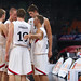 Basketball Supercup GER vs MKD